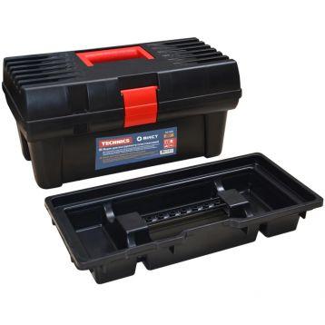 """Ящик для інструменту пластиковий 20"""", 480х230х200 мм (арт. 52-502) (Technics)"""