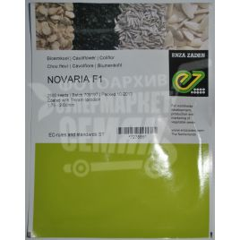 Новария F1 семена капусты цветной средней 78-80 дн 1,5-2 кг бел. (Enza Zaden)