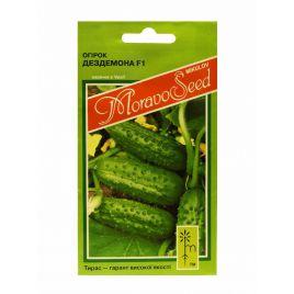 Эла F1 (Дездемона F1) семена огурца пчелооп. среднего 46-48 дн. 10-11 см (Moravoseed)