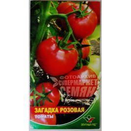 Загадка розовая семена томата дет. розового 95-110 гр. (Элитный ряд)