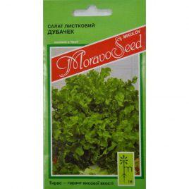 Дубачек семена салата тип Дуболистный раннего 50-55 дн (Moravoseed)