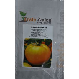Голден стар F1 семена томата дет. ультрараннего 80-90 дн. окр. желтого 250-300 гр. (Erste Zaden)