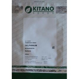 Икебана White семена дельфиниума альпийского (Kitano Seeds) НЕТ СЕМЯН