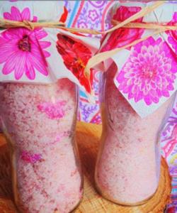съедобные цветы роза ароматизация сахара